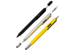 MONTEVERDE 9-IN-1 MULTI-TOOL STYLUS PEN