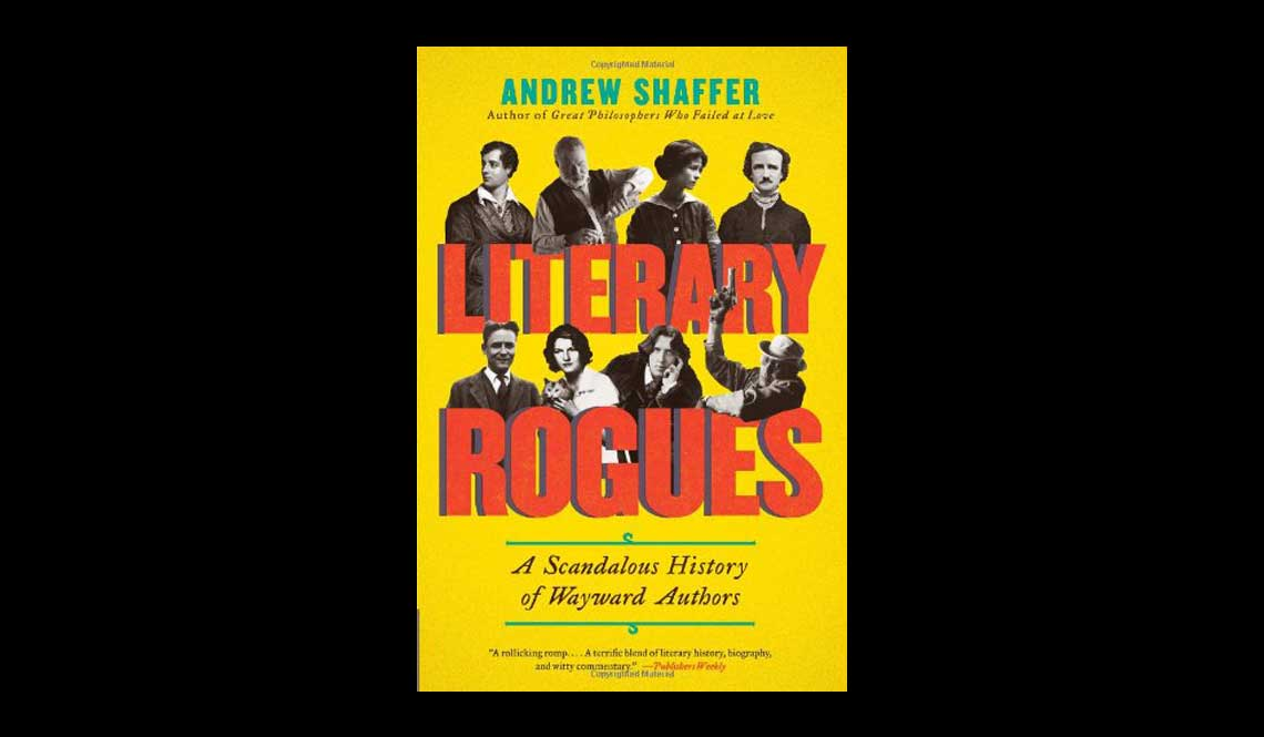 Literary Rogues Book Muted