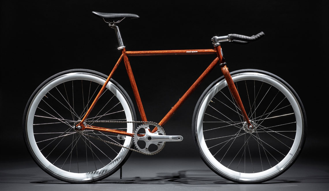 REED SPACE X STATE BICYCLE CO. BIKE