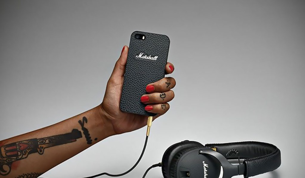 MARSHALL PHONE CASES