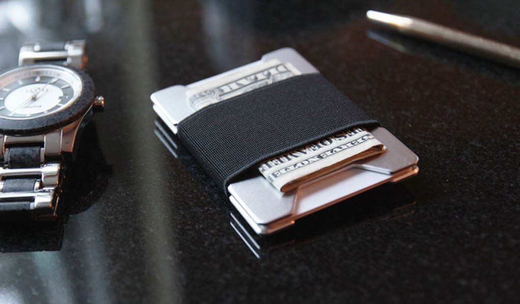 ASSET MINIMALIST WALLET WITH NFC TECHNOLOGY