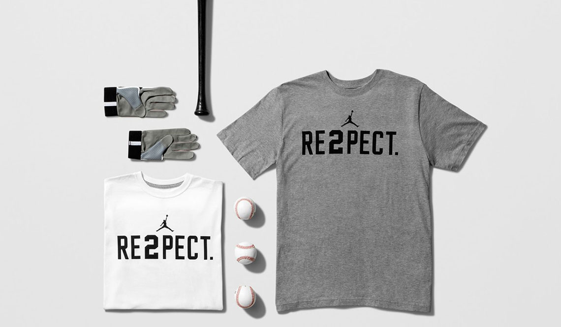 DEREK JETER RE2PECT COLLECTION