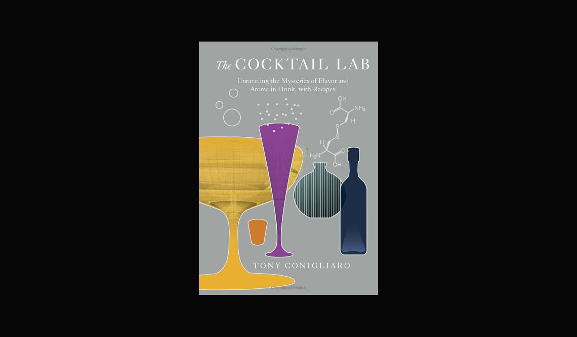 The Cocktail Lab Book