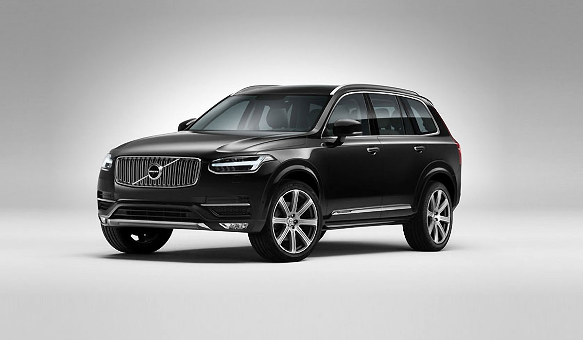 2015 XC90 First Edition