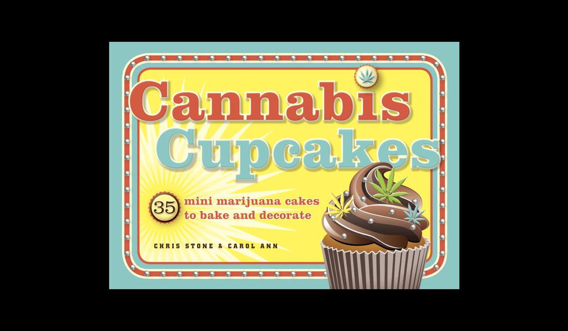 Cannabis Cupcakes Book