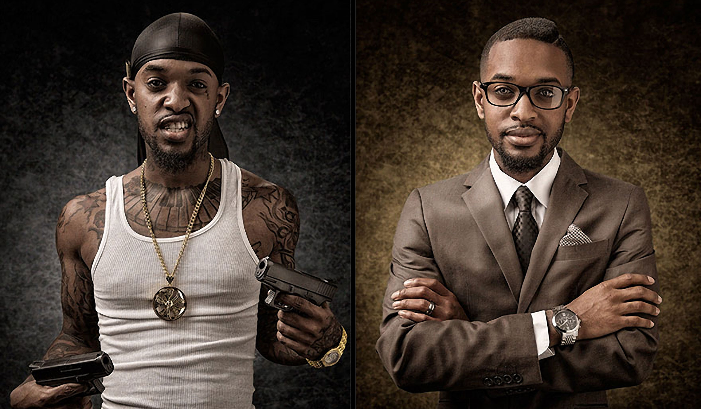 JUDGING AMERICA PREJUDICE: PHOTO SERIES BY JOEL PARES THAT ALTERNATES BETWEEN JUDGEMENT AND REALITY