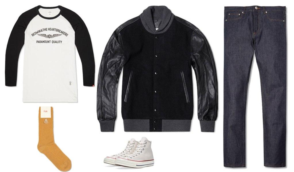 Nanamica Versity Jacket