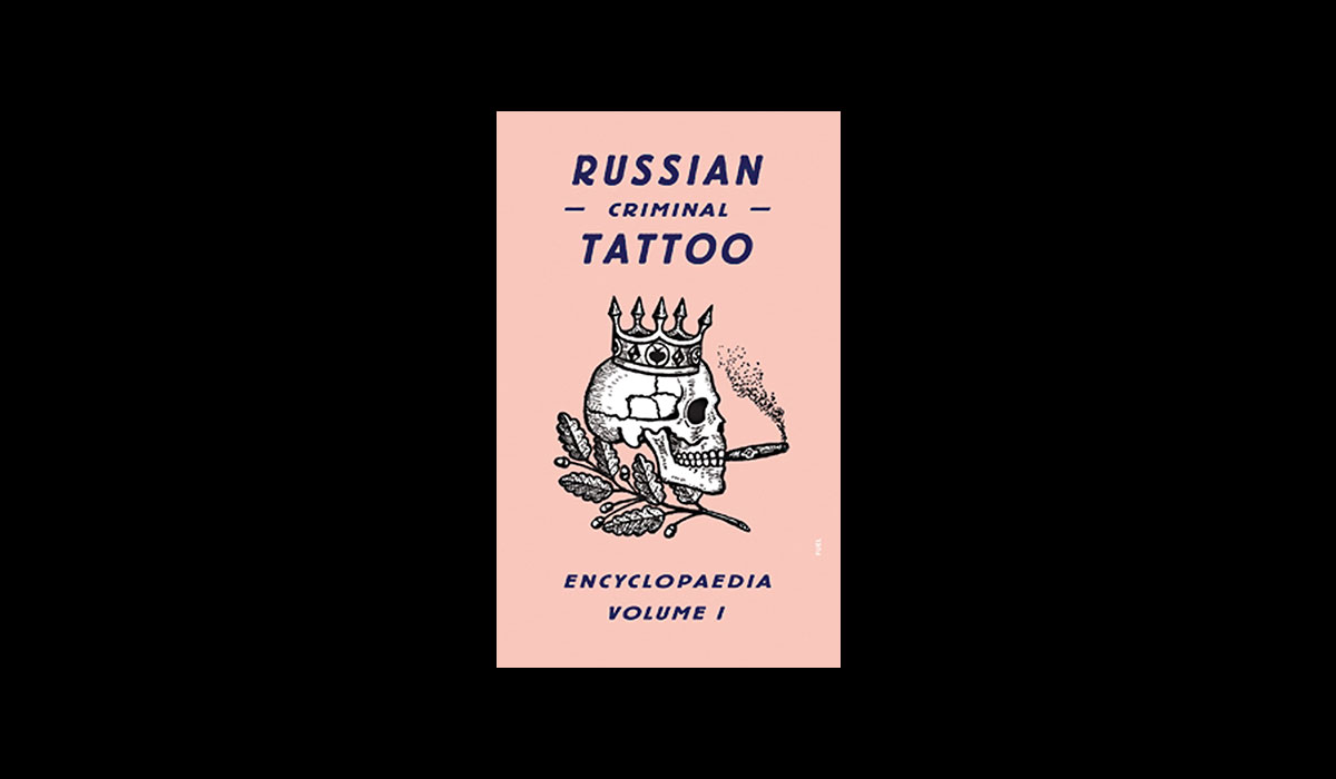 Russian Criminal Tattoo Book
