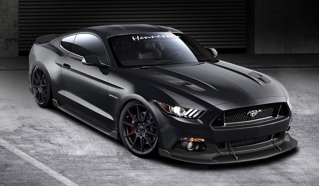 2015 HENNESSEY SUPERCHARGED MUSTANG