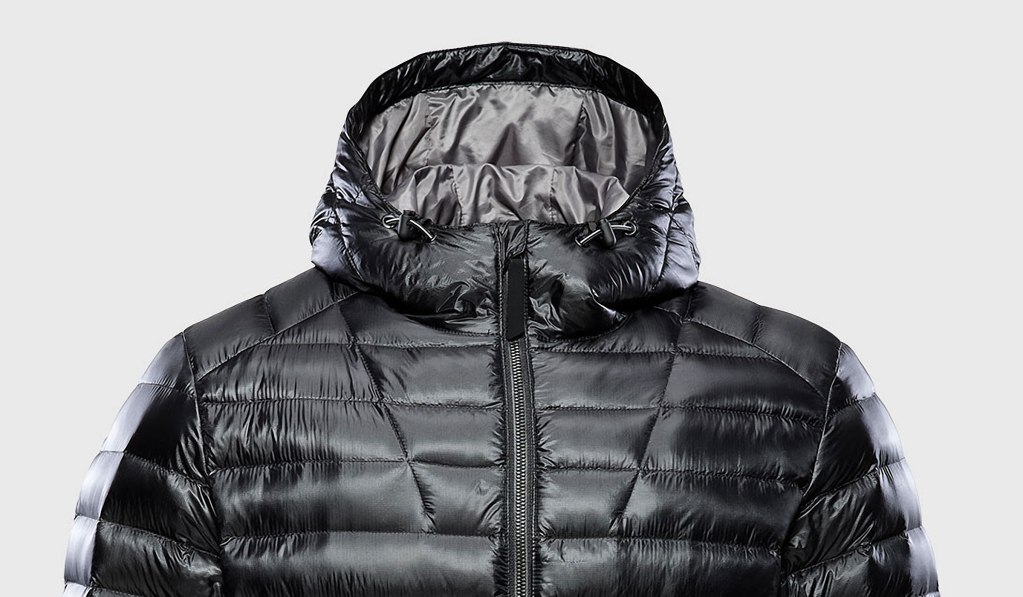 ISAORA MICROLIGHT IR DOWN JACKET