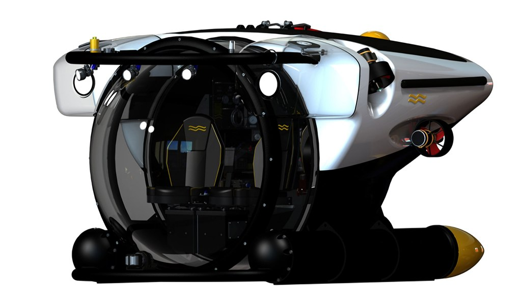 SUPER YACHT SUB 3 BY U-BOAT WORX