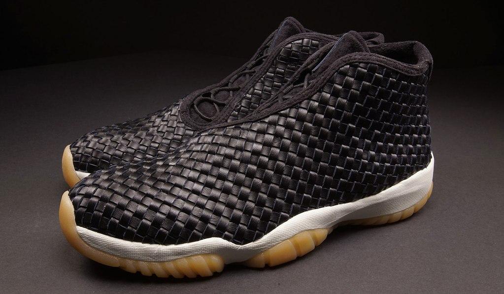 sports shoes 2d8e2 bd1a4 AIR JORDAN FUTURE PREMIUM QS WOVEN - BLACK | Muted.