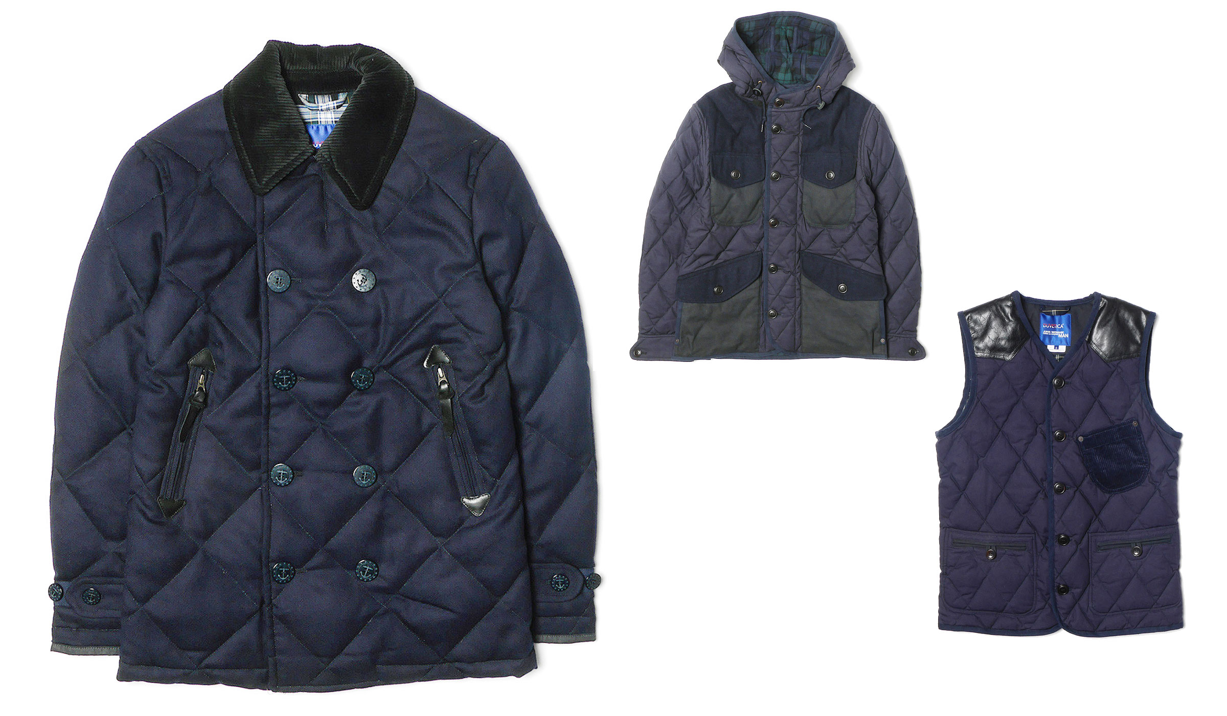 JUNYA WATANABE MAN X DUVETICA COLLECTION