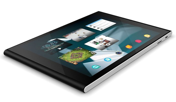 JOLLA TABLET – WORLD'S FIRST CROWDSOURCED TABLET