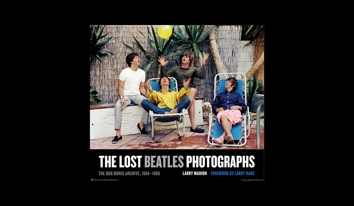 The Lost Beatles Photographs | #mutedbooks