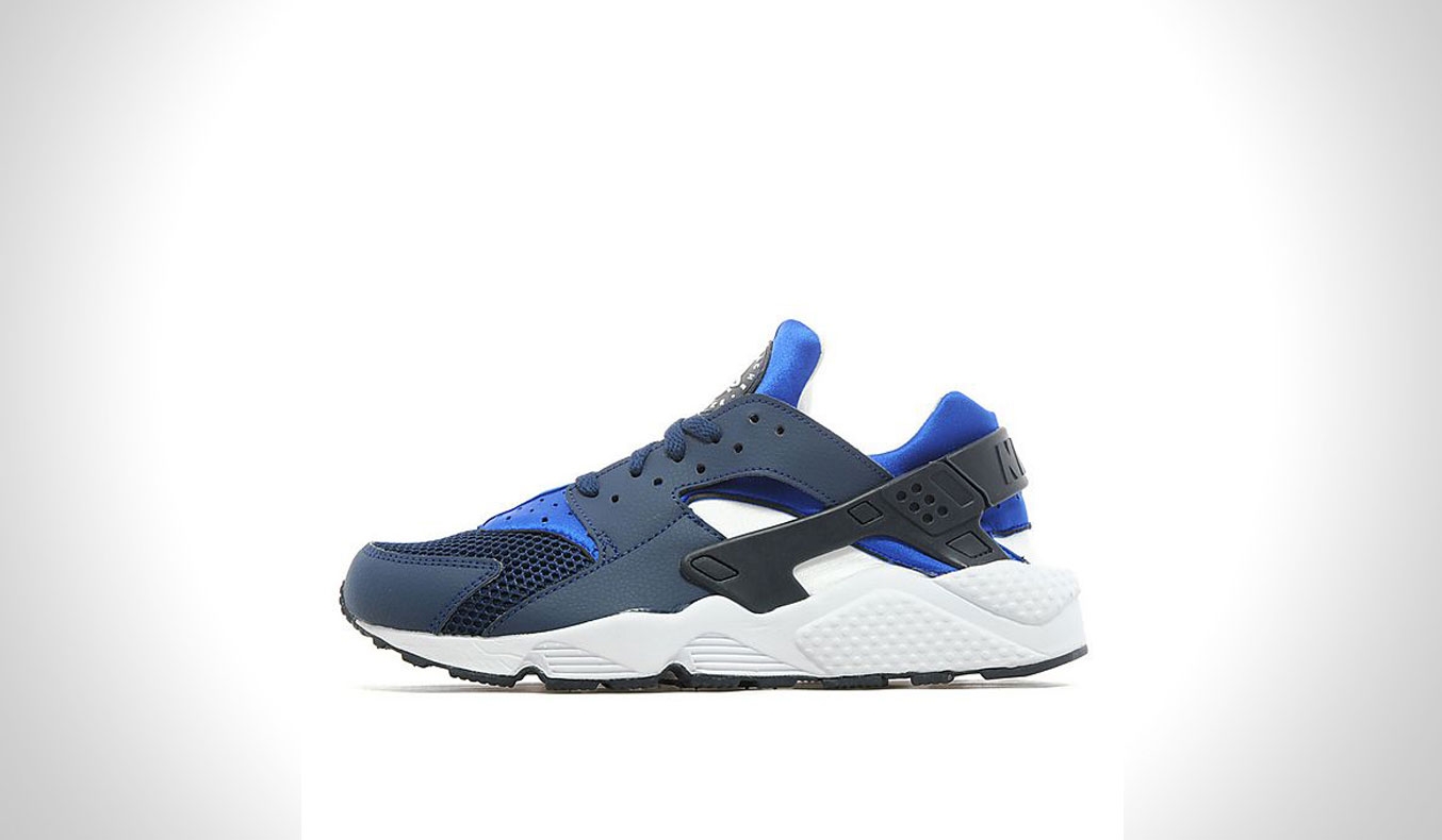 "NIKE AIR HUARACHE ""TWO-TONE BLUE"""