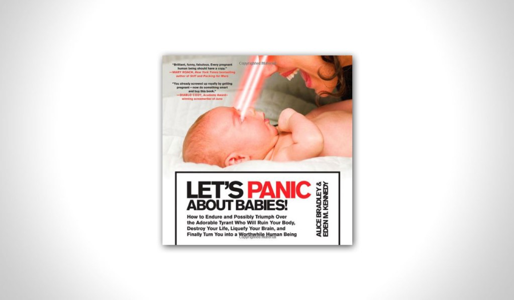 Let's Panic About Babies | #mutedbooks