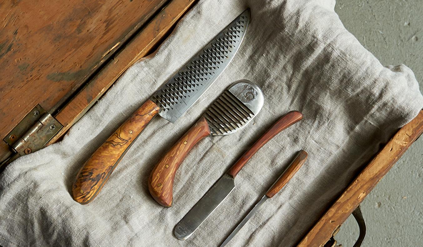 Chelsea Miller Knives