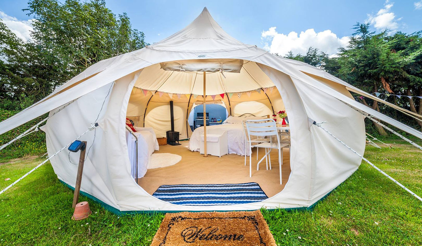 LOTUS BELLE LUXURY CANVAS TENTS