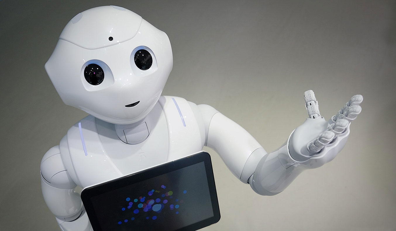 PEPPER: THE EMOTIONAL ROBOT
