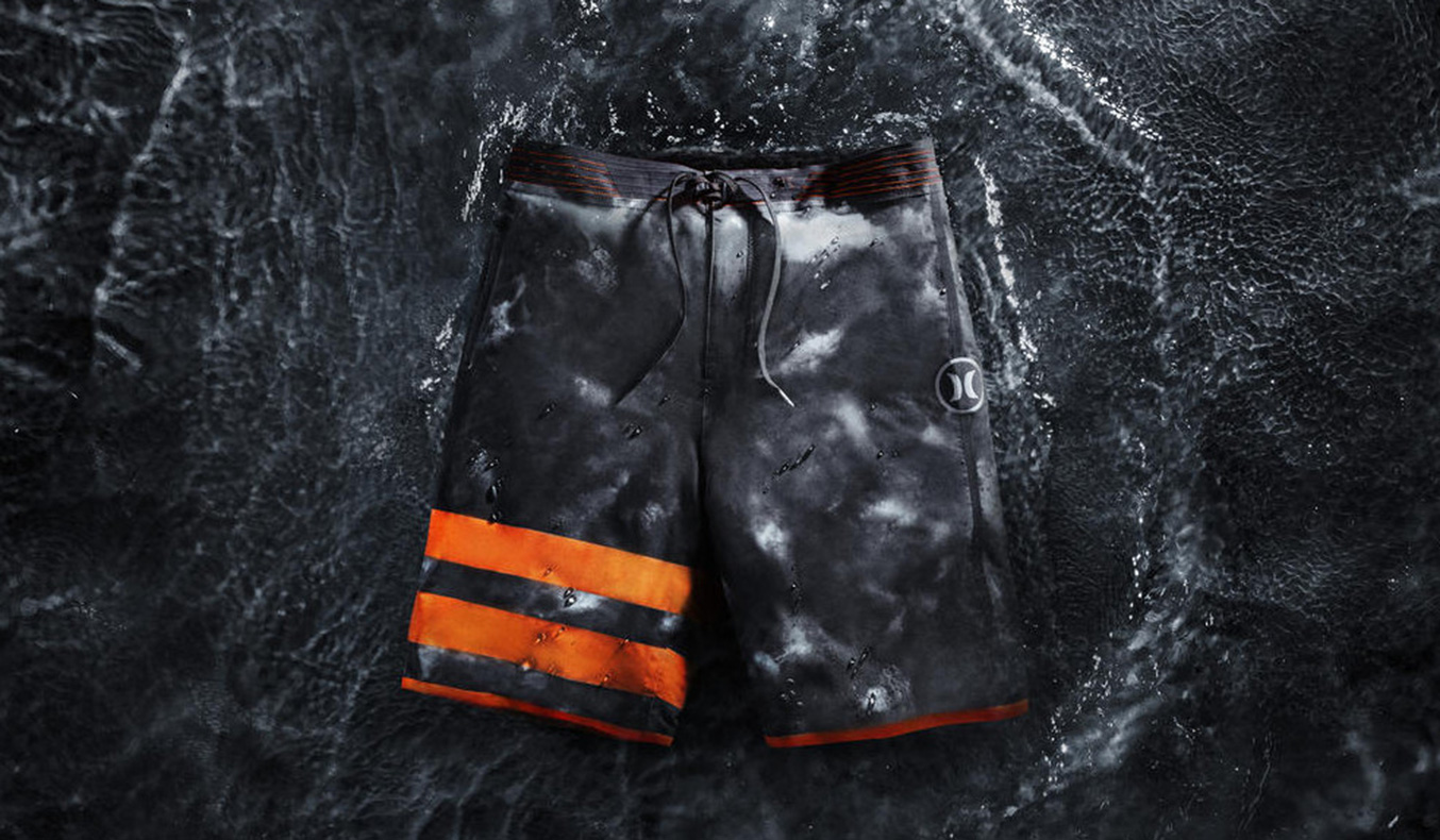 HURLEY PHANTOM JJF ELITE BOARDSHORT