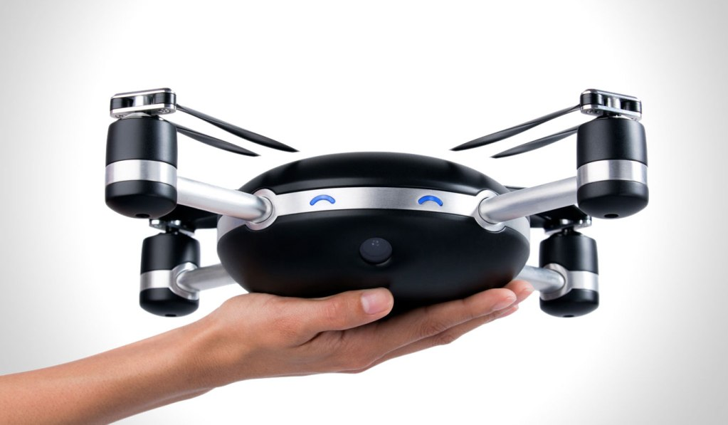 LILY SELF-FLYING CAMERA