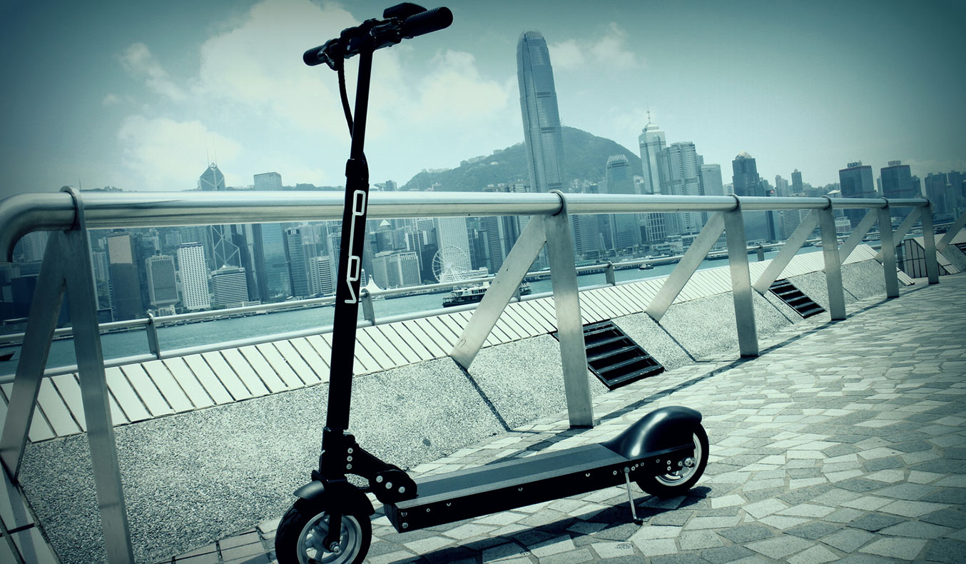 VEETRON VOMO ELECTRIC SCOOTER