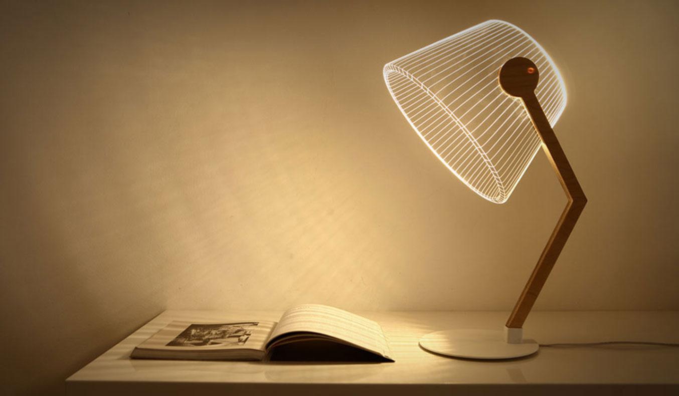 BULBING 2D/3D LAMPS