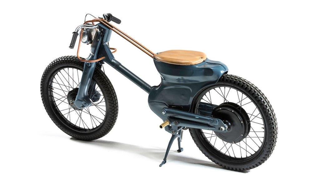 DEUS ELECTRIC MOTORCYCLE