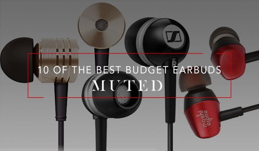 best budget earbuds under $40