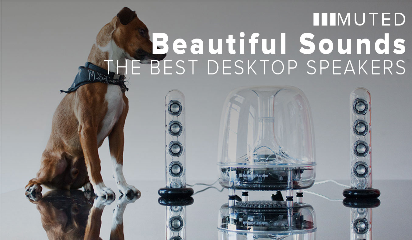 10 Of The Best Desktop Speakers