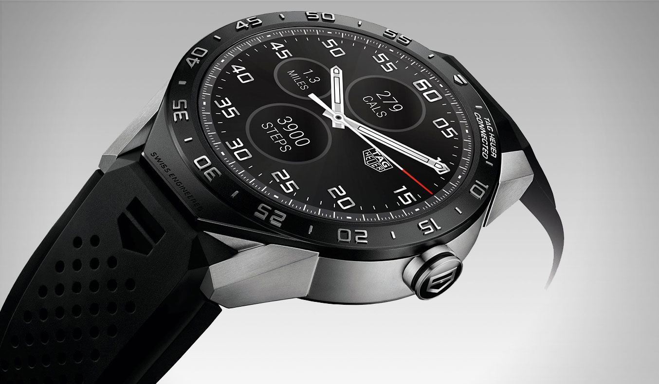 Tag Heuer Connect Smartwatch