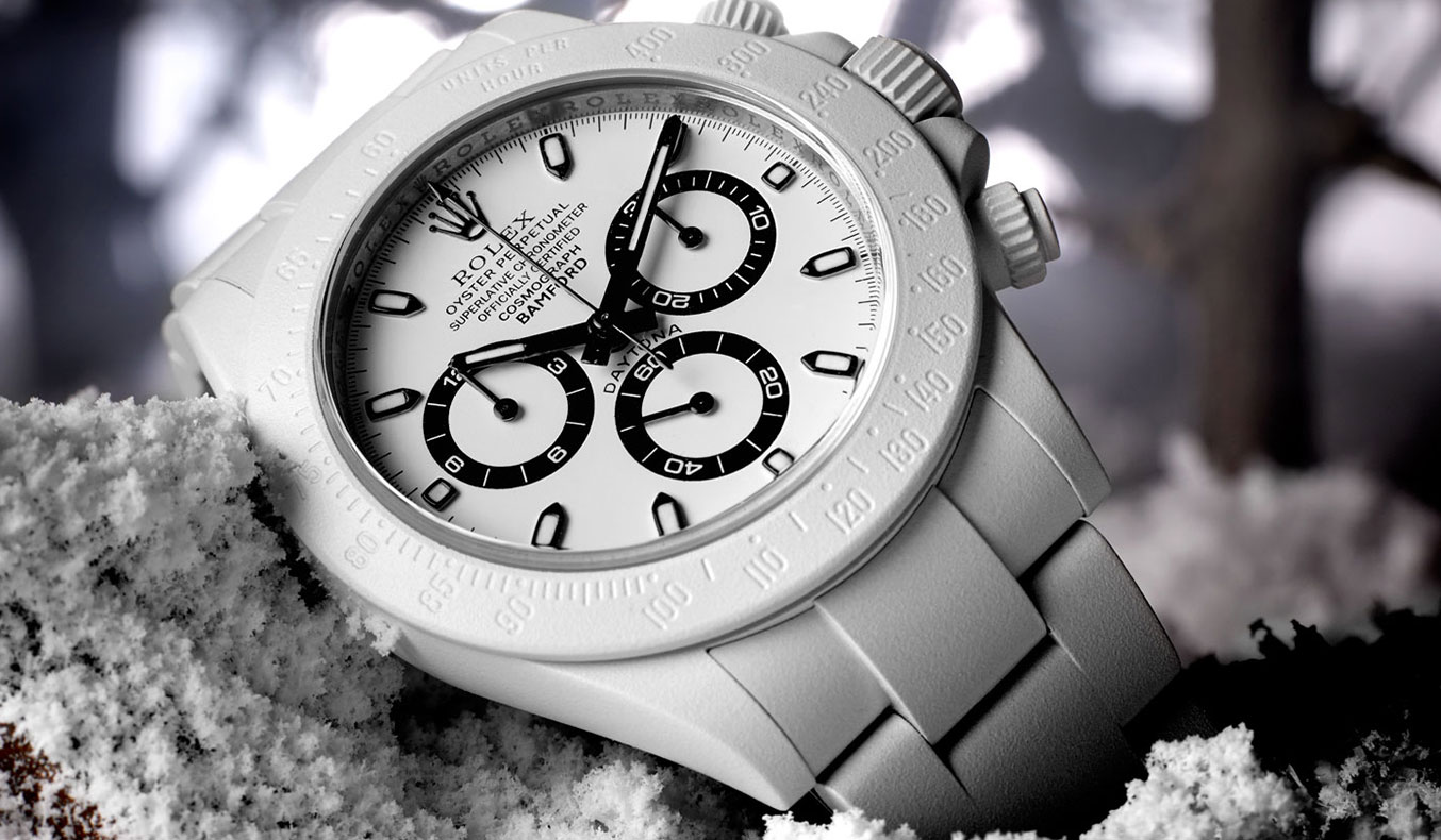 BAMFORD WATCH DEPARTMENT ROLEX DAYTONA 'POLAR EDITION'