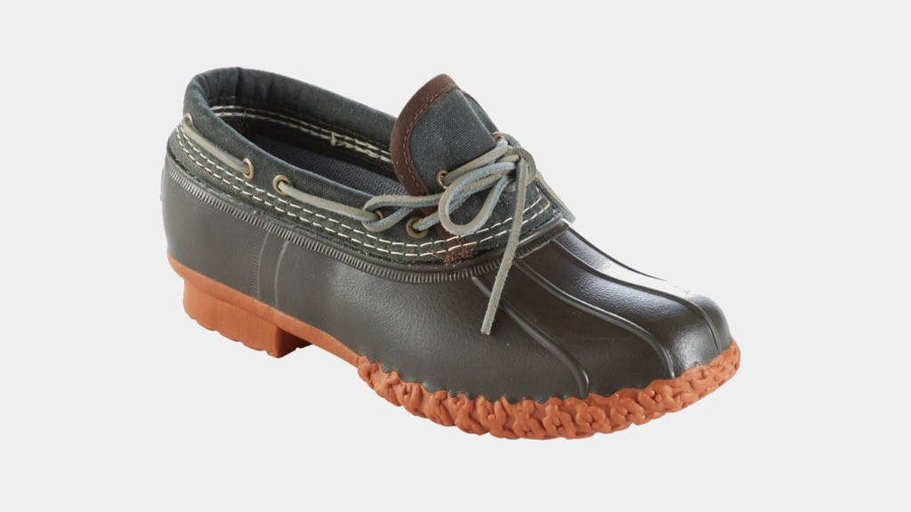 L.L. Bean Best Men's Winter Shoes
