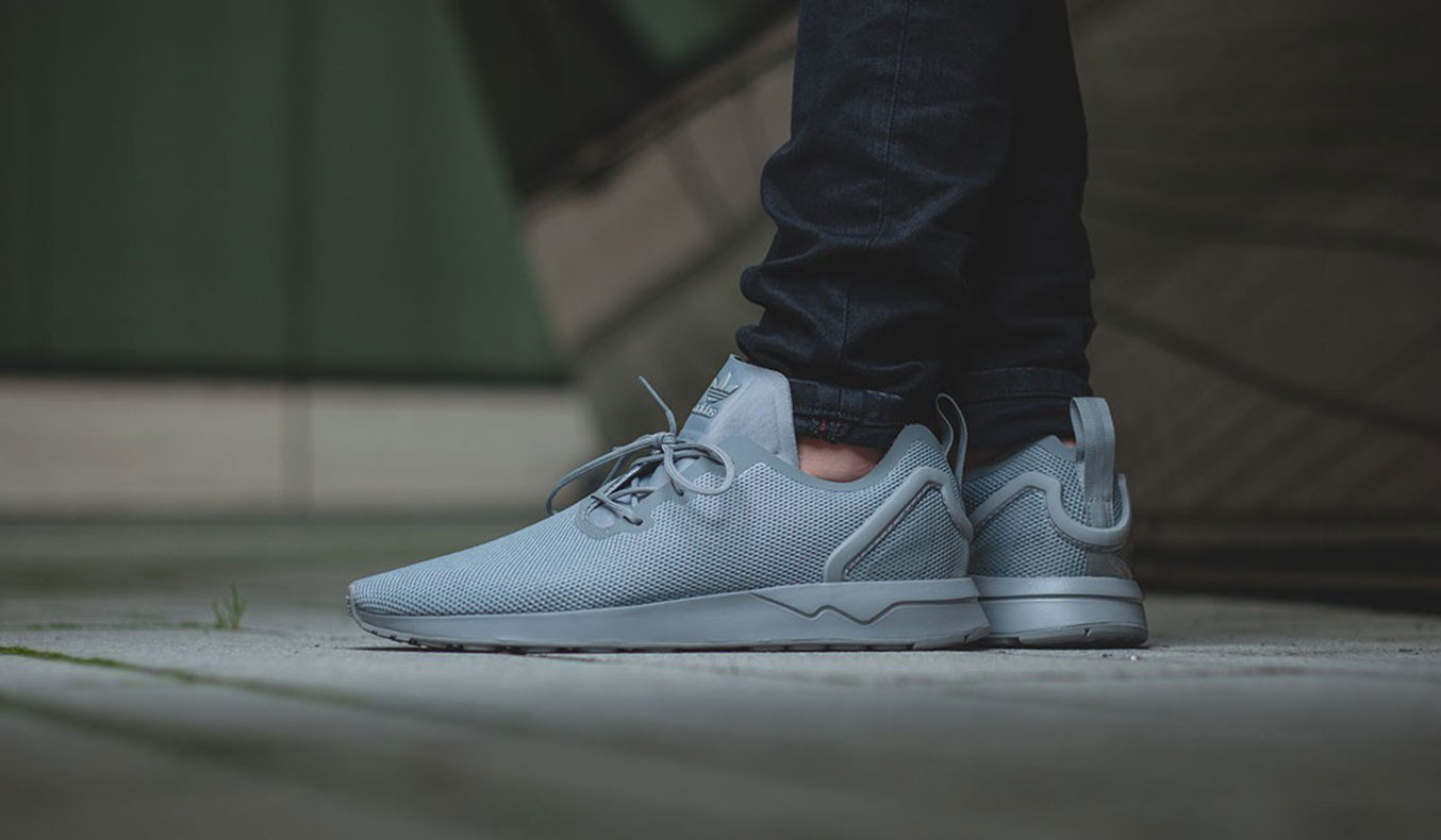 adidas zx flux w mesh kaki