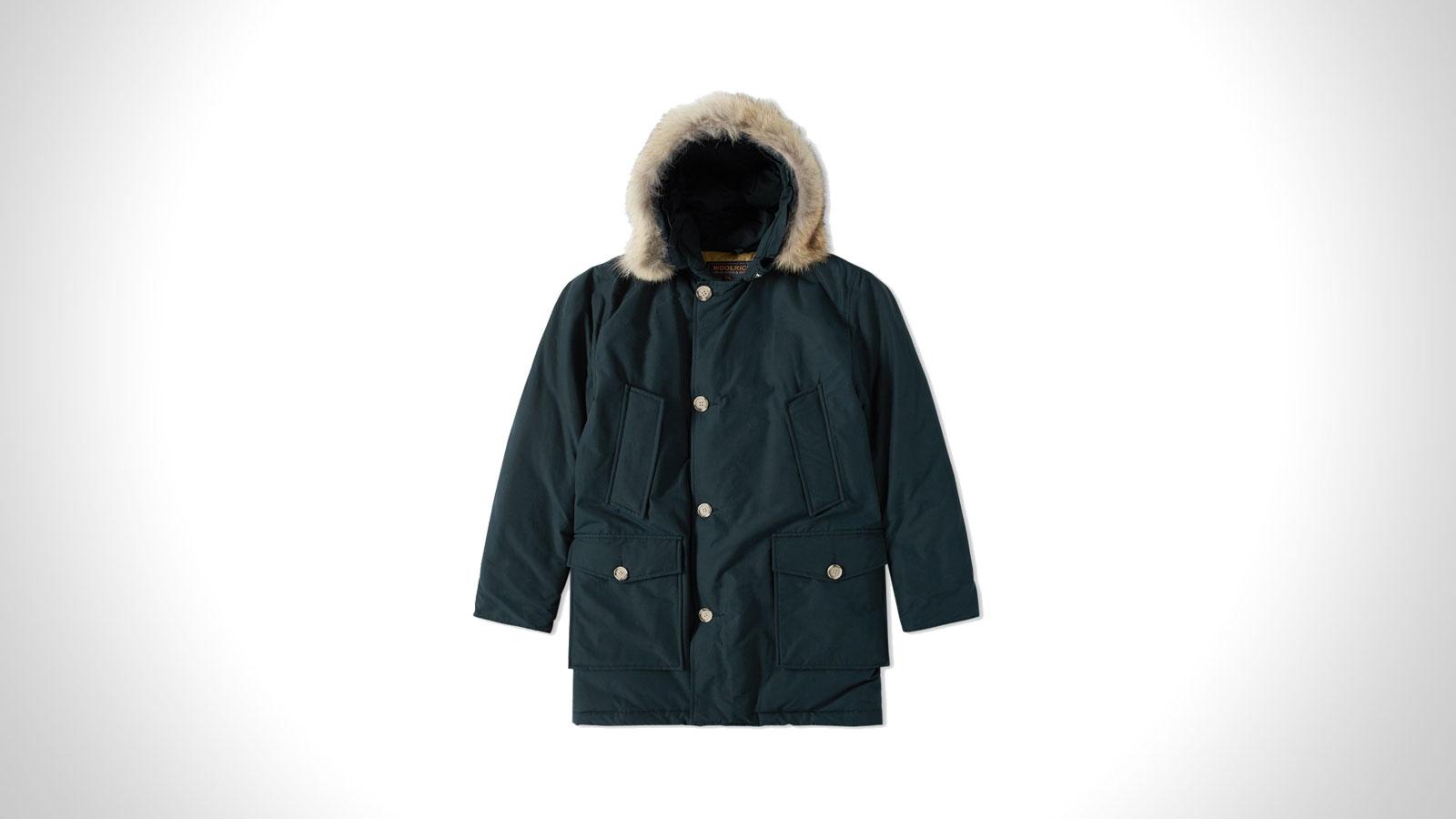 Woolrich Arctic Parka DF - Dark Navy | best mens winter coats