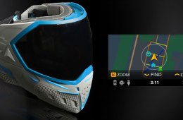 RECON EMPIRE EVS A HEADS-UP DISPLAY FOR PAINTBALL