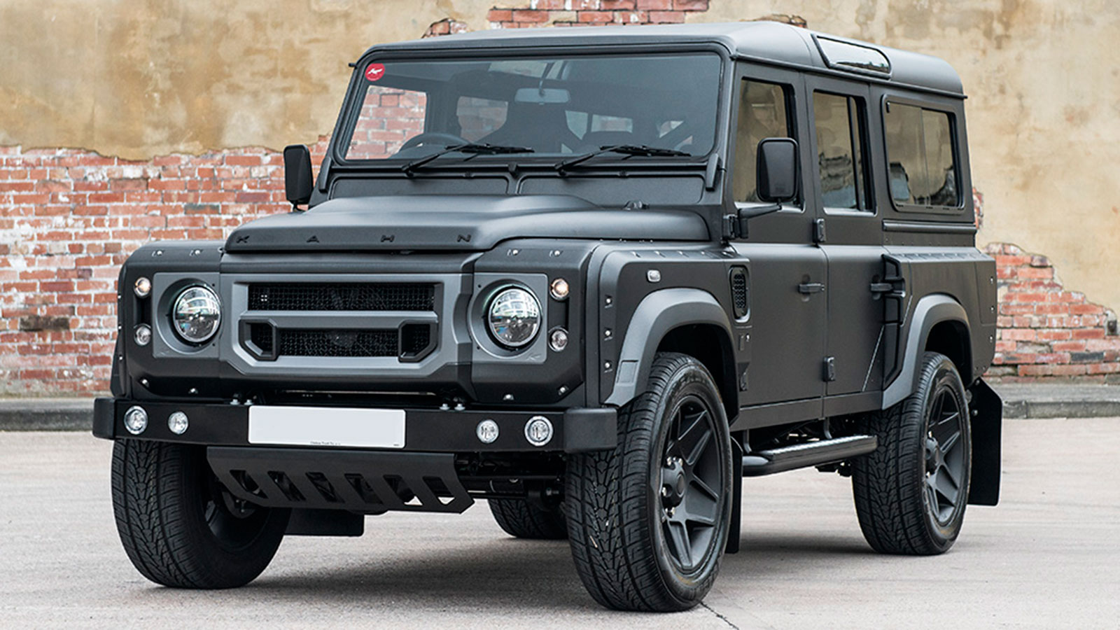 "DEFENDER 4×4 ""THE END EDITION"" BY PROJECT KAHN"