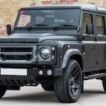 """DEFENDER 4×4 """"THE END EDITION"""" BY PROJECT KAHN"""
