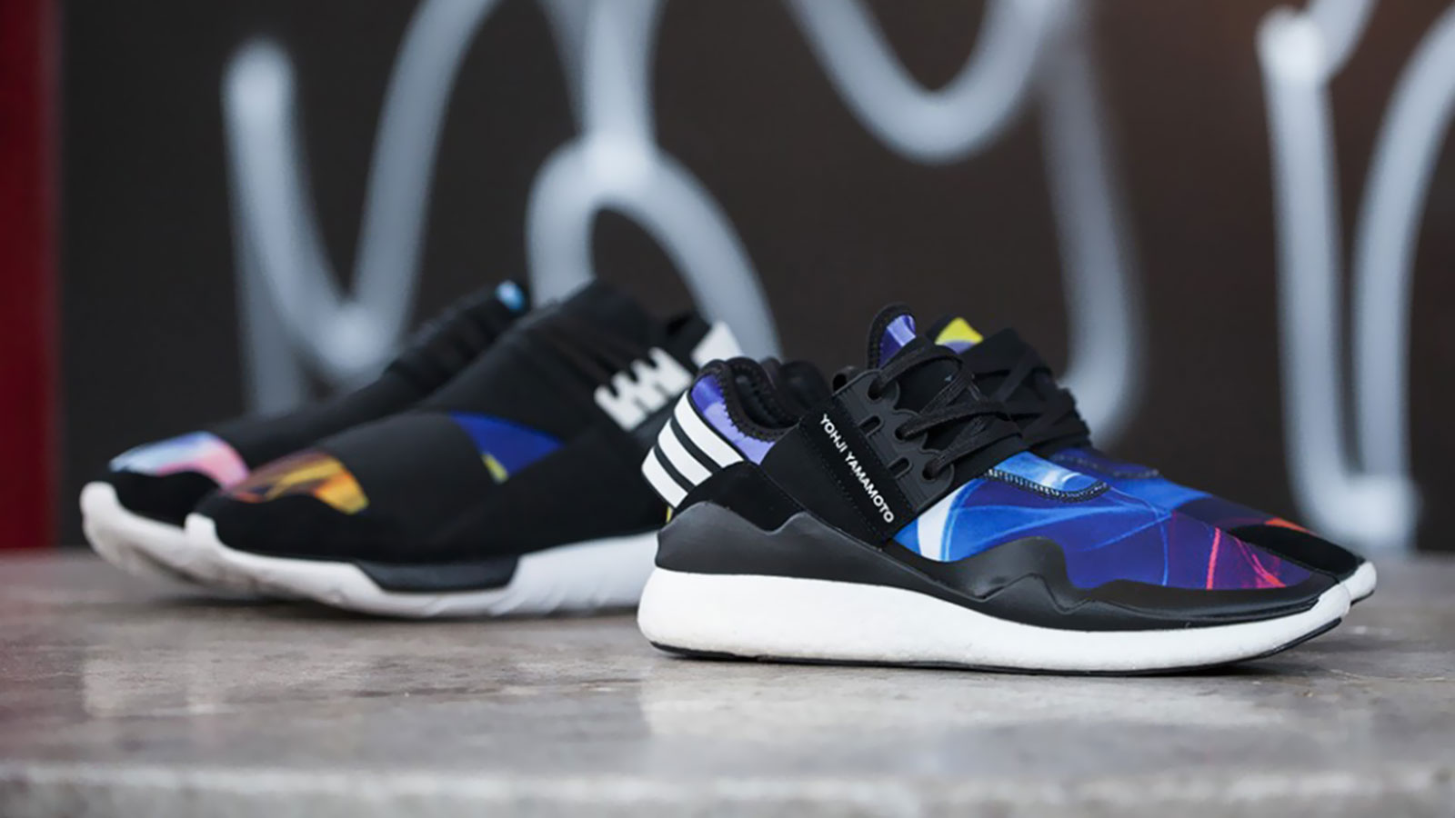 Y-3 MULTICOLOR RETRO BOOST