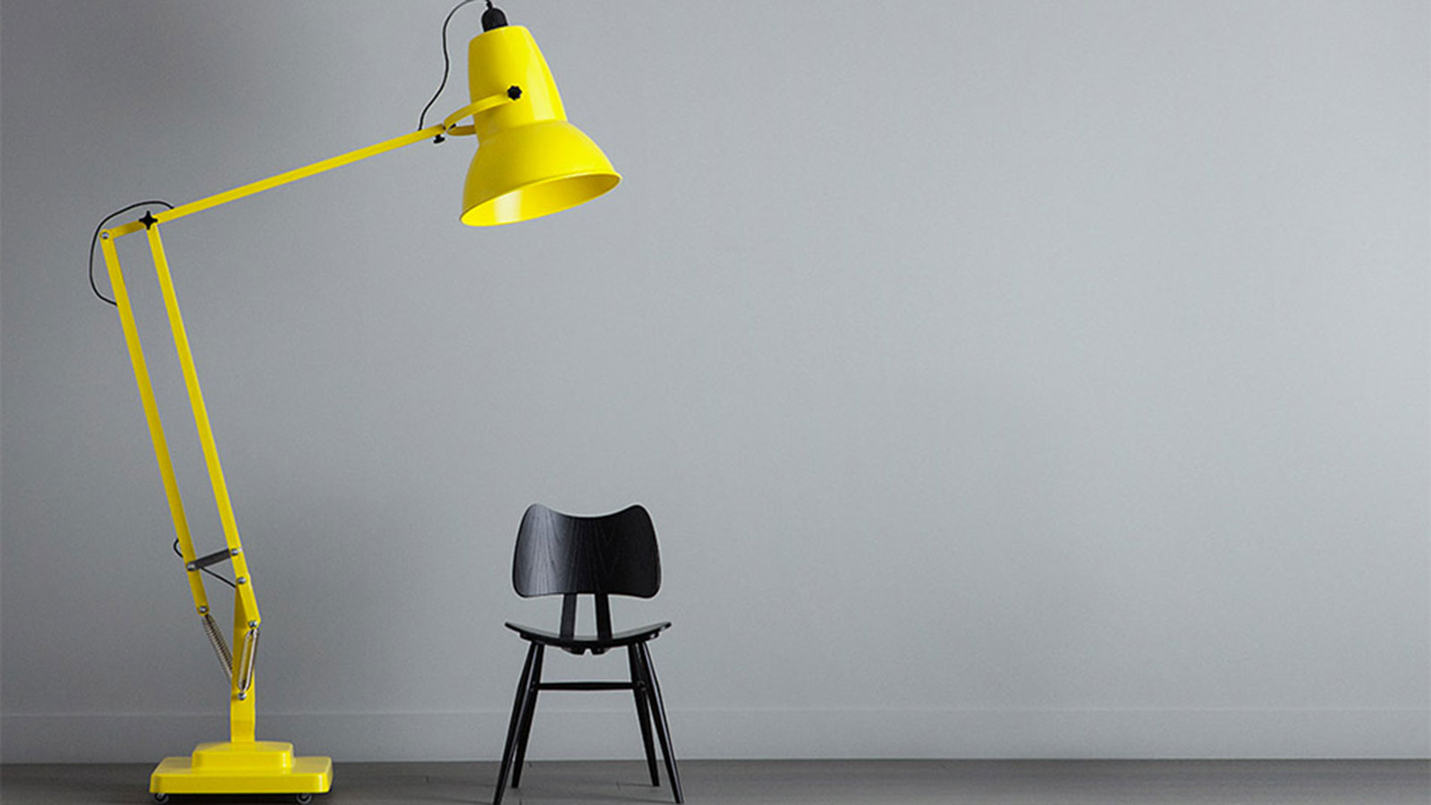 ANGLEPOISE ORIGINAL 1227 GIANT COLLECTION