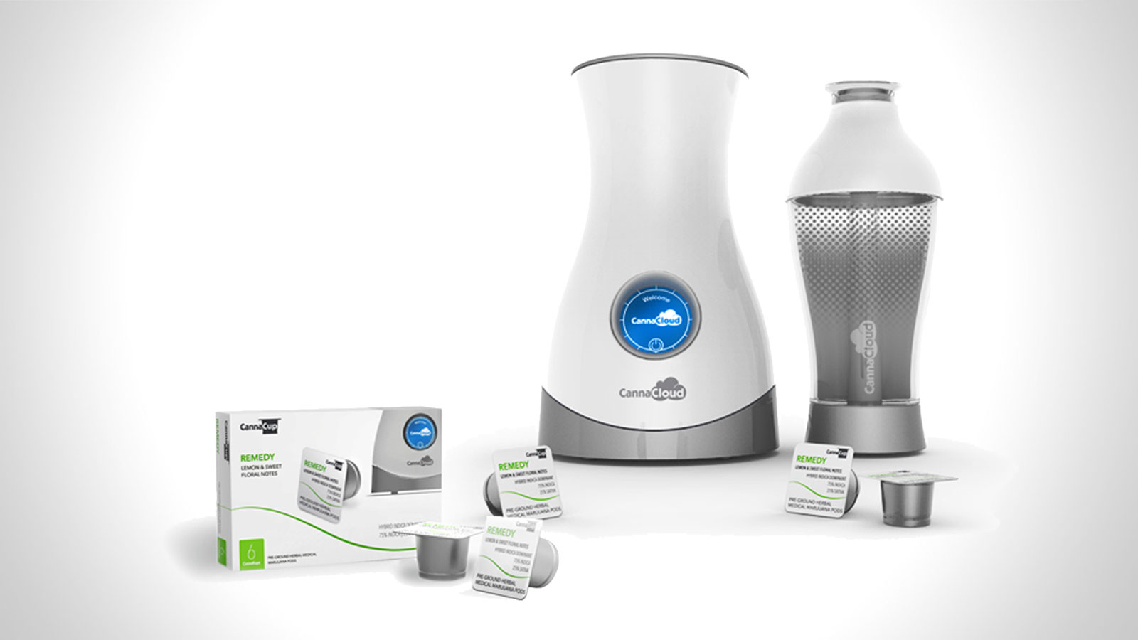 cannacloud the keurig for pot
