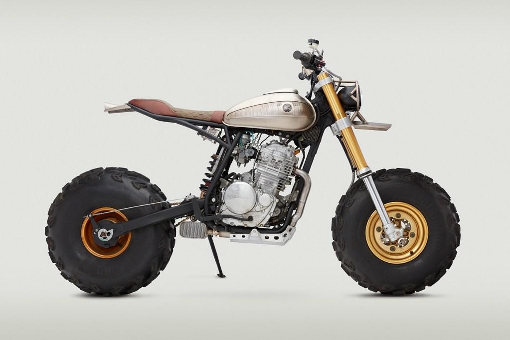 CLASSIFIED MOTO BW650
