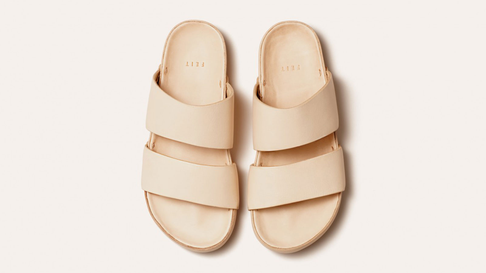 FEIT HAND-MOLDED SANDALS