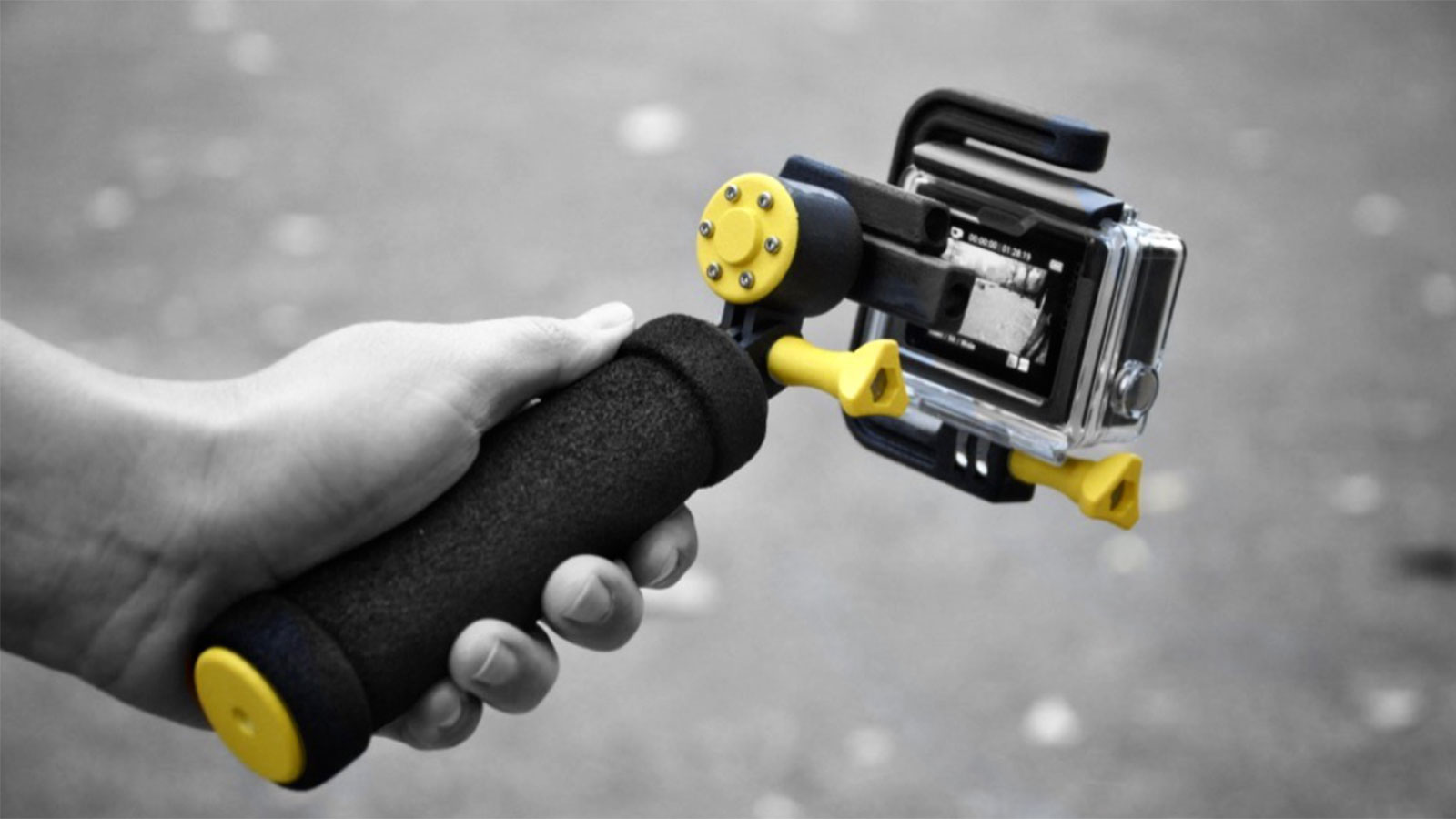 STABYLIZR STEADYCAM FOR GOPRO