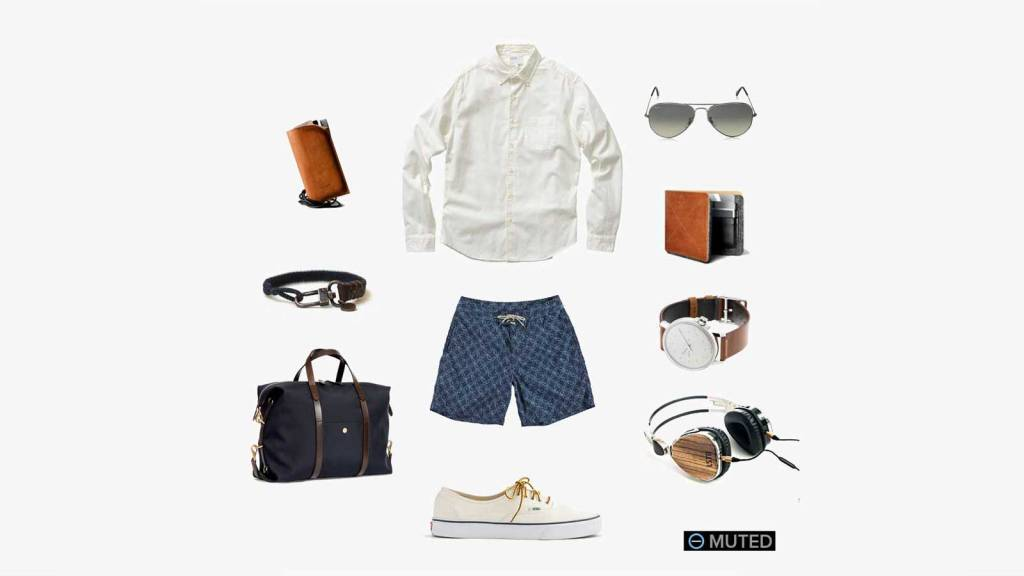 Muted Mens Outfit Ideas #29