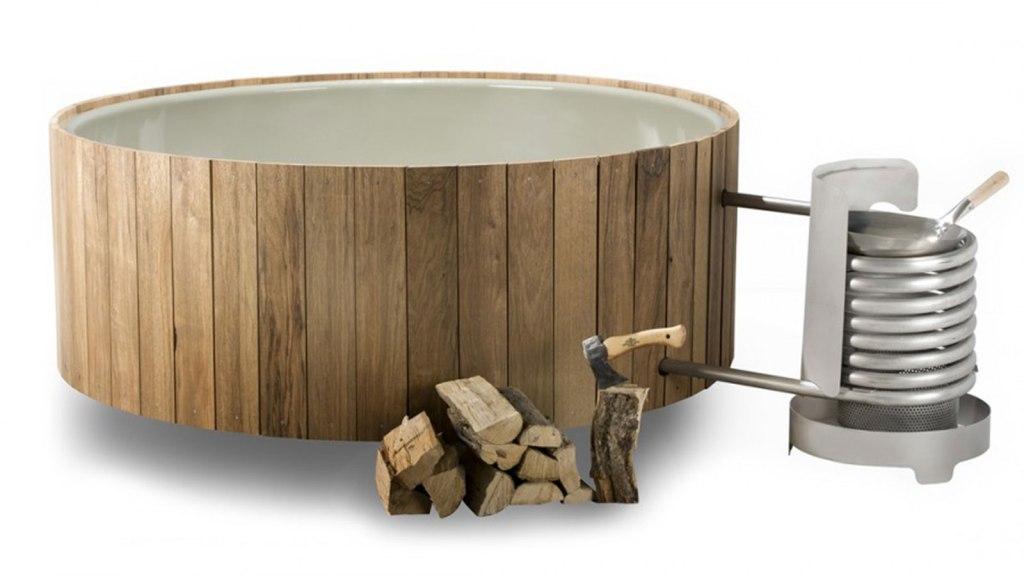 Dutchtub Wood Hot Tub | Gifts For Men | Gifts For Outdoorsmen