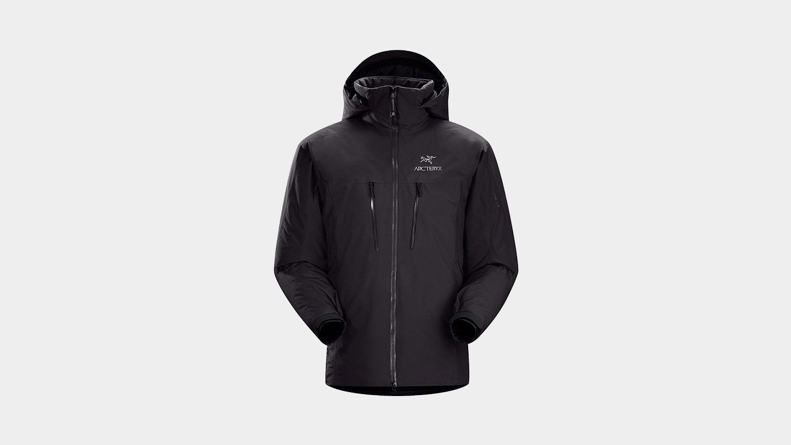 best mens winter coats - technical winter coats