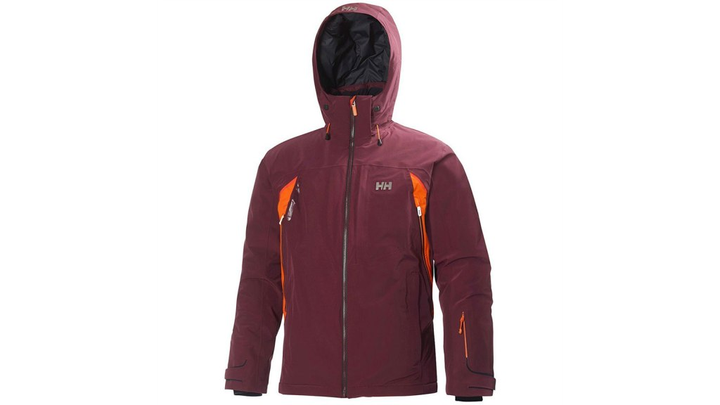 best mens ski jackets - helly hansen