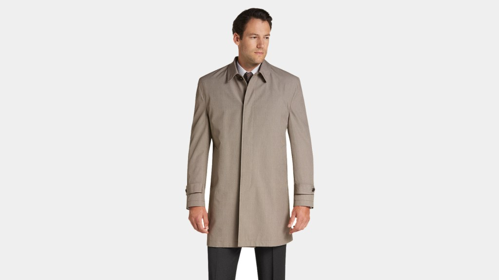 Jose A Banks Best Mens Trench Coat